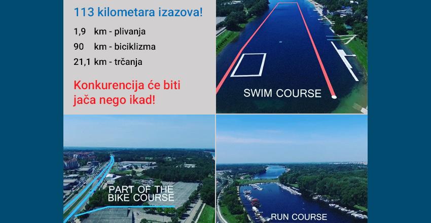 Државно првенство на полу дугој дистанци – 11. TRI Belgrade