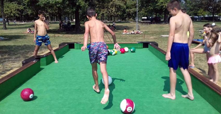 2d00bdd41429 Footpool or football-pool is a new