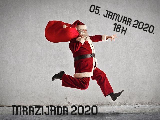 МРАЗИЈАДА 2020.